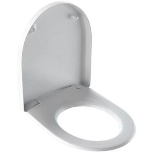 KERAMAG WC-Sitz »iCon«, Toilettensitz mit hochwertiger Absenkautomatik