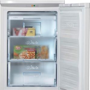 BEKO Gefrierschrank FSE 1073, 84,0 cm hoch, 54,5 cm breit, Energieeffizienz: A++, weiß, Energieeffizienzklasse: A++