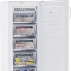 Gefrierschrank GS230-1 NF A++E, weiß, Energieeffizienzklasse: A++, Exquisit