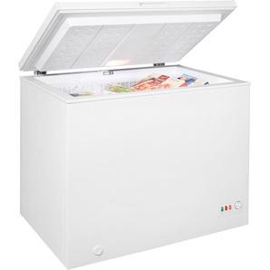 Gefriertruhe HGT 8595A3, 94,5 cm breit, 201 l, Energieeffizienz: A+++, weiß, Energieeffizienzklasse: A+++, Hanseatic