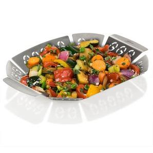 Genius BBQ Grill-Korb Edelstahl