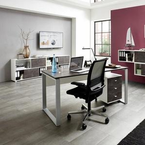 GERMANIA Büro-Set »Altino«, (Set, 7-tlg)