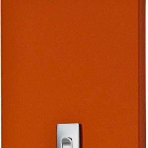 Garderoben-Paneel , orange, »Colorado«, GERMANIA