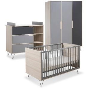 Geuther Babyzimmer-Set, Grau