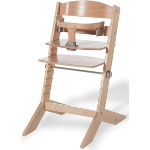 Geuther Hochstuhl »Syt, natur« aus Holz