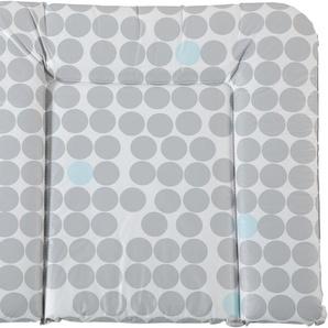 Geuther Wickelauflage Wickelmulde Lena, graue Punkte, Made in Europe B/L: 83 cm x 75 grau Baby Wickelauflagen Babymöbel Baby-, Kinder- Jugendzimmer