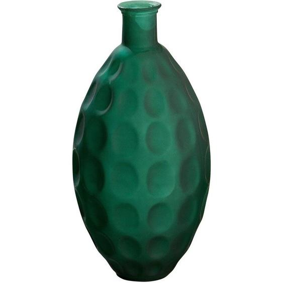 GILDE Bodenvase »Duna« (1 Stück), aus Glas, Höhe ca. 59 cm