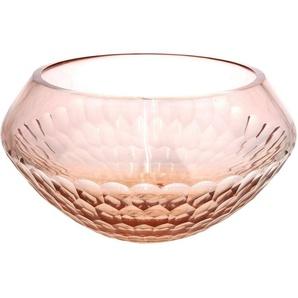 GILDE GLAS art Dekoschale »Corallo« (1 Stück), aus Glas, Höhe ca. 15 cm