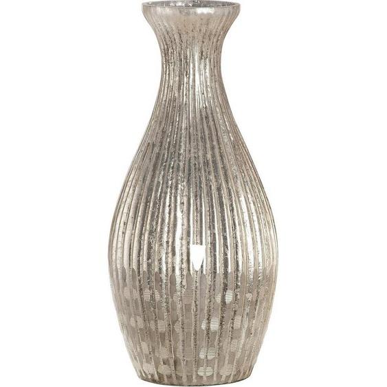 GILDE Tischvase »Bronzeo« (1 Stück), aus Glas