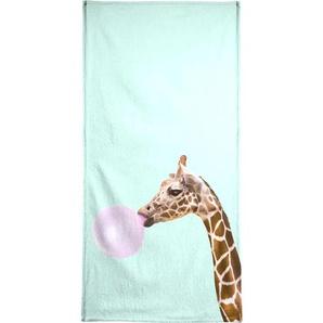 Giraffe - Strandtuch