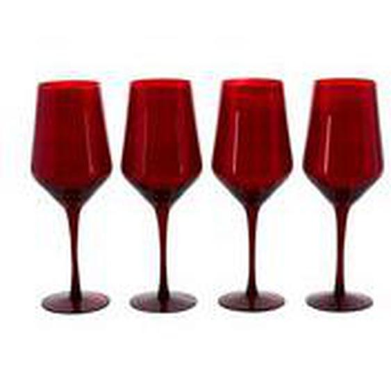 Glas-Set, 4-tlg.,  living