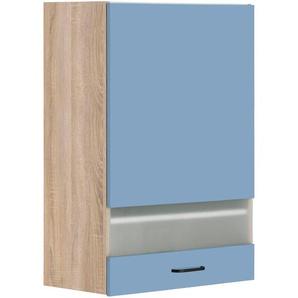 OPTIFIT Glashängeschrank , blau, »Elga«
