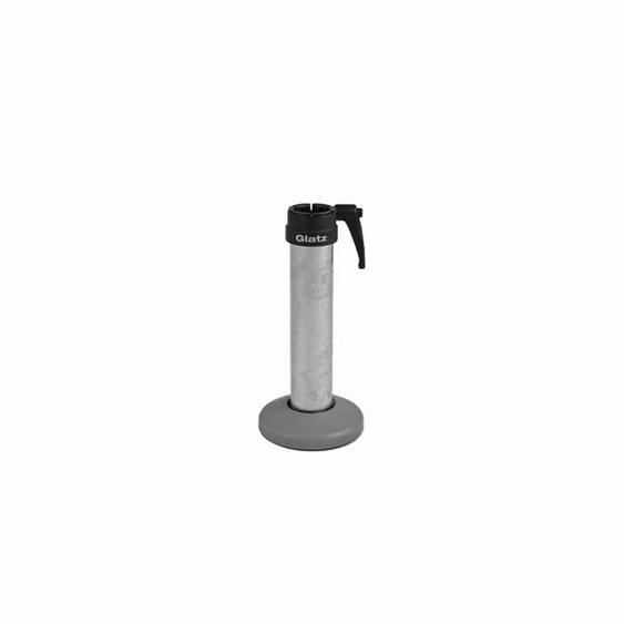 Glatz Standrohr verzinkt für Sunwing/Mezzo zu Schirmsockel/Bodenhülse M4-48/55 mm