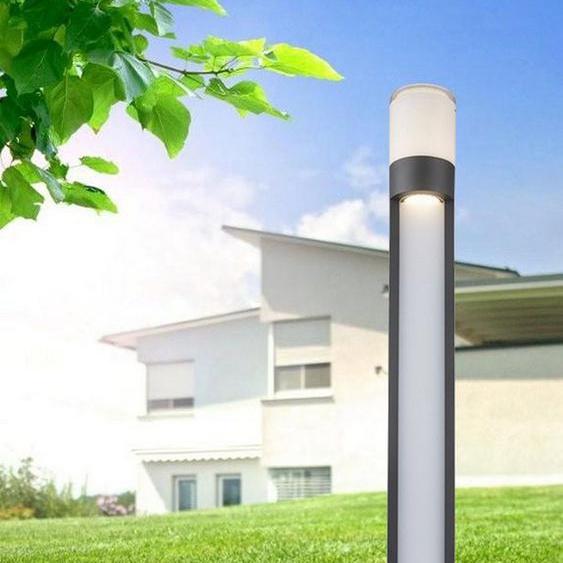 Globo LED Außen-Stehlampe »NEXA«, leuchtet auf- und abwärts, H:110cm