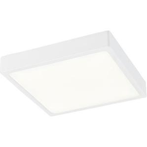 Globo LED-Deckenleuchte Alena Aluminium Druckguss Weiß dimmbar EEK: A+