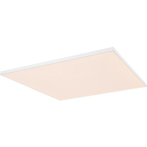 Globo LED-Deckenleuchte Marwin Aluminium Weiß EEK: A