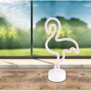 Globo LED-Dekolicht Flamingo Pink EEK: A