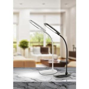 Globo LED-Tischleuchte MINEA I Kunststoff Weiß EEK: A