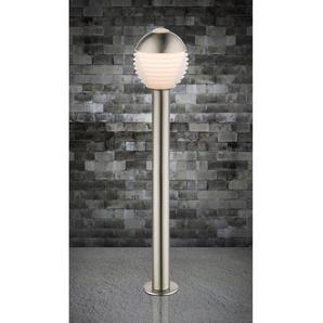 Globo LED-Wegeleuchte Alerio Edelstahl 96 cm EEK: A+