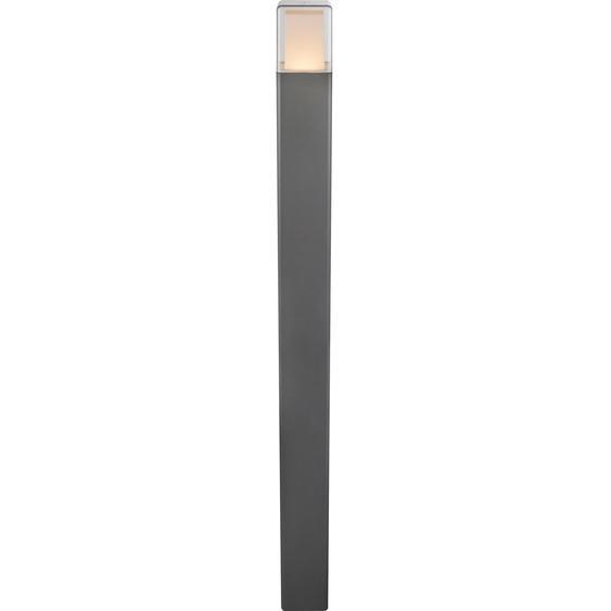 Globo LED-Wegeleuchte DALIA Aluminium Schwarz 110 cm EEK: A+