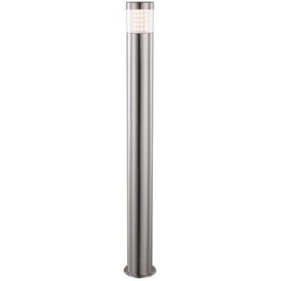 Globo Wegeleuchte Weiß , Kunststoff , 80 cm