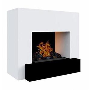 GLOW FIRE Elektrokamin »Hauptmann«, mit 3D Elektrofeuer opti-myst®