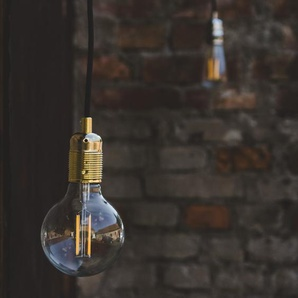 Glühlampen-Pendelleuchte 1-flammig Rona