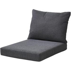 Sitzkissen   Palette ¦ grau Garten  Auflagen & Kissen  Sonstige Sitzkissen » Höffner