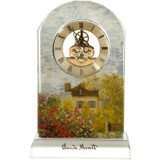 Goebel Artis Orbis Das Künstlerhaus Standuhr Uhr Claude Monet Artis