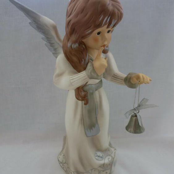 Goebel Engel Schutzengel Weihnachtsengel Sternenhimmel
