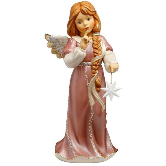 Goebel Engel - Zauberhafter Abendstern - Pearly Velvet 51 Cm Limitiert