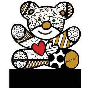 Goebel Truly Yours - Figur Pop Art Romero Britto Bunt Porzellan 66452481