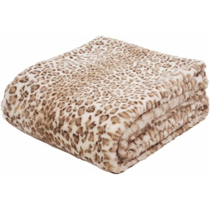 Wohndecke Leopard, Gözze
