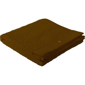 Handtuch Casual, Goldmond