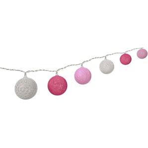 Goobay 10er LED Lichterkette »Cn Balls, batteriebetrieben«