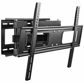 goobay TV-Wandhalterung EasyFold XL schwarz