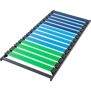 Goodside Lattenrost »GOODSIDE 3in1«, 1x 90x200 cm, bis 140 kg, schwarz