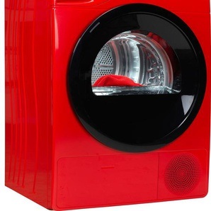 GORENJE Wärmepumpentrockner DE83, rot, Energieeffizienzklasse: A+++