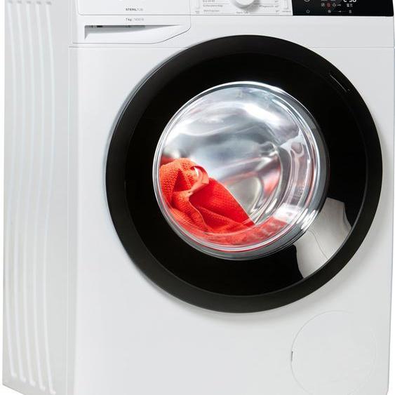 GORENJE Waschmaschine Wave E74S3P, 7 kg, 1400 U/min, Energieeffizienz: D