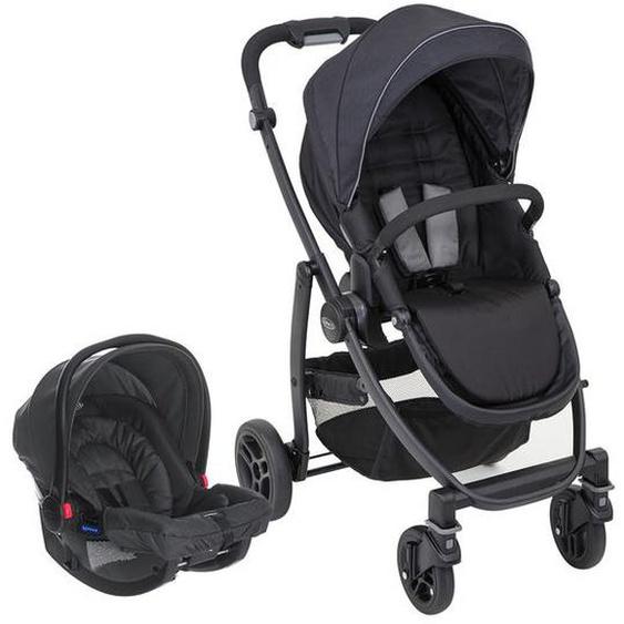 Graco Kinderwagen »Evo« und Babyschale »SnugRide«