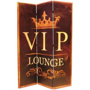 Grasekamp Paravent 3-tlg. VIP Lounge Antik