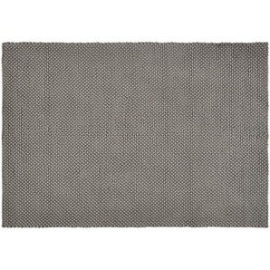 Gray & Jones Flachgewebeteppich ¦ grau ¦ Baumwolle ¦ Maße (cm): B: 160 Teppiche  Wohnteppiche » Höffner