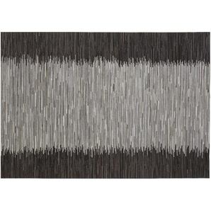 Gray & Jones Lederteppich ¦ schwarz ¦ Maße (cm): B: 160 Teppiche  Wohnteppiche » Höffner