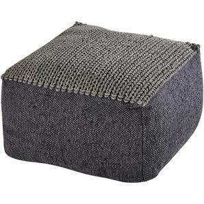 Gray & Jones Sitzpouf - grau - 60 cm - 35 cm - 60 cm | Möbel Kraft
