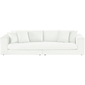 Gray & Jones Sofa 4-sitzig  Cap Ferrat Lasy ¦ weiß ¦ Maße (cm): B: 288 H: 70 T: 120
