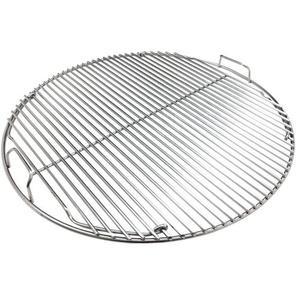Grillfürst Premium Edelstahl Grillrost klappbar für 57 cm Grills