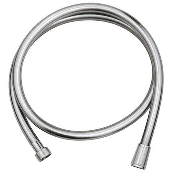 Grohe Brauseschlauch Silverflex 28362 125 x 1/2x 1/2 silber 28362000