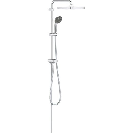 Grohe Duschsystem Vitalio Start 250 m.Um, mit Umstellung für die Wandmontage Einheitsgröße silberfarben Duschsysteme Badarmaturen Bad Sanitär