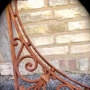 Großer Winkel-Träger-Stütze für Vordach,Schutzdach, Dach, Abdach an Haustür 91cm