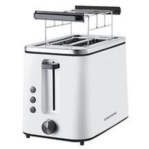 GRUNDIG TA 5860 Toaster silber
